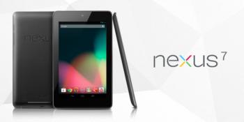 Google unveils $199 Nexus 7 tablet