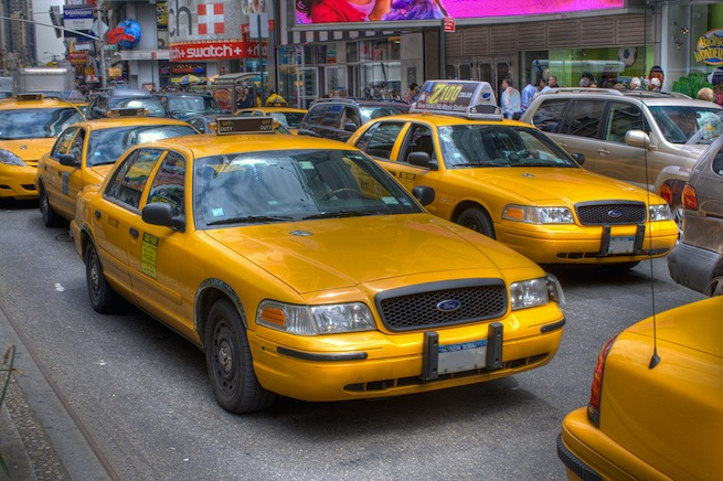 NYC GetTaxi