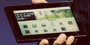 RIM kills off its cheapest BlackBerry PlayBook