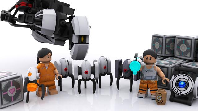 Portal Lego
