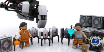 12 incredible Lego projects inspired by video games (gallery)