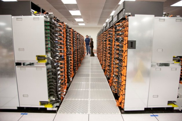 Sequoia supercomputer LLNL