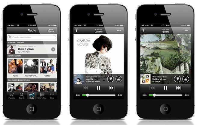 Look out Pandora: Spotify brings free radio to iPhone & iPad