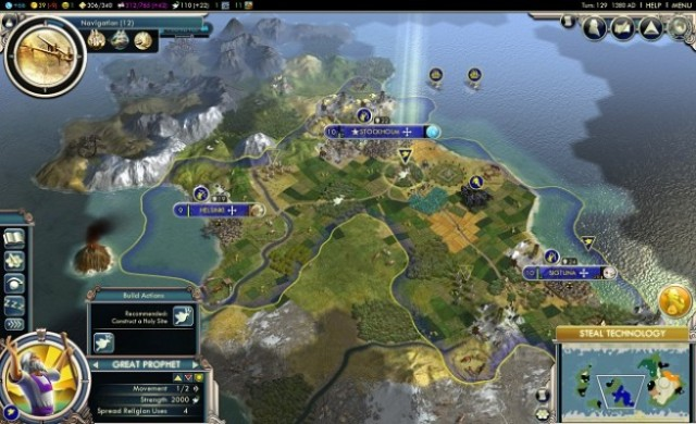 Civilization 5: Gods and Kings