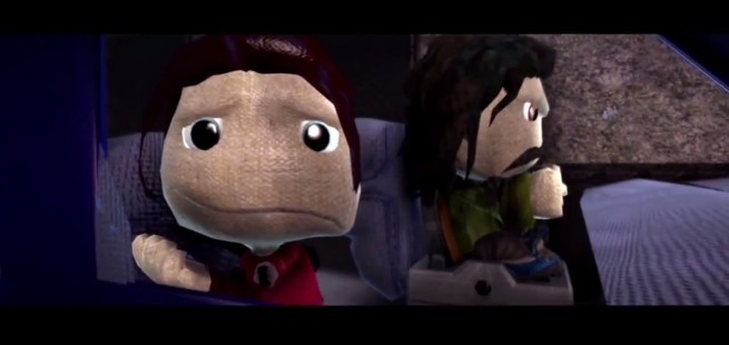 The Last of Us LittleBigPlanet
