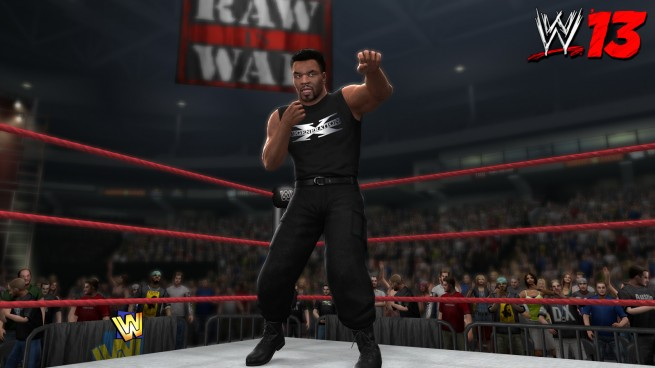 Mike Tyson WWE'13