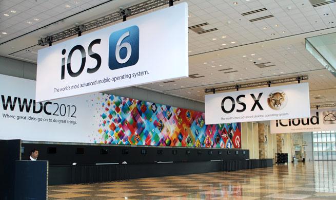 Inside Moscone WWDC 2012