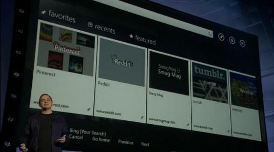 Internet Explorer for Xbox 360
