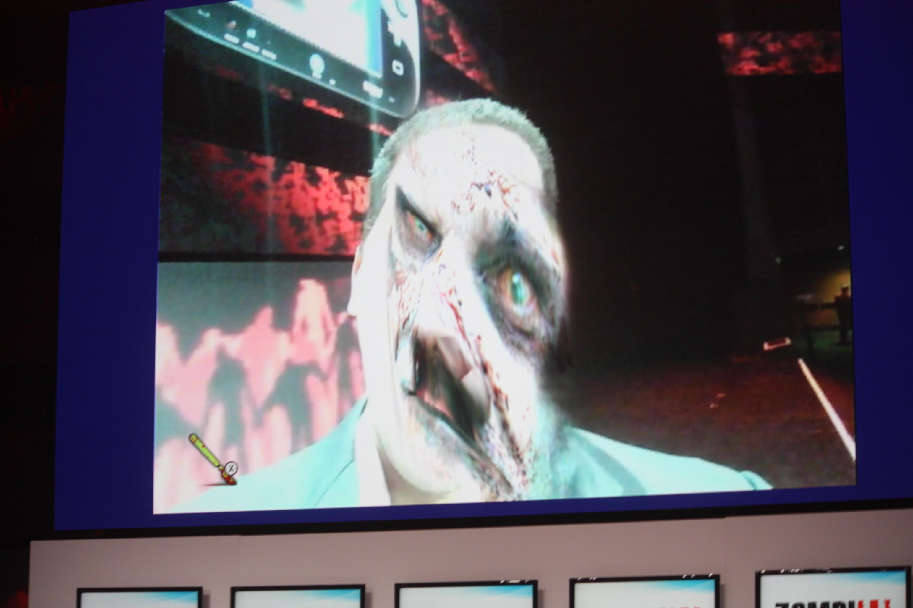 ZombiU Face