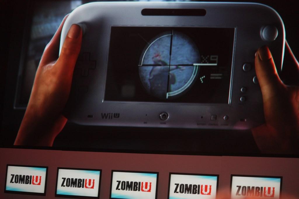 ZombiU Sniping