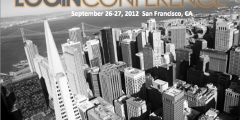 LOGIN Conference is ready for Silicon Valley this September