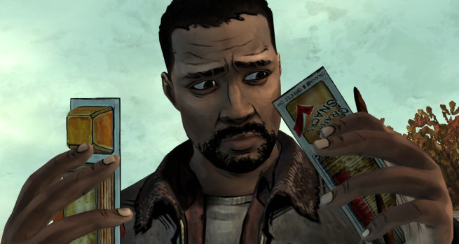 The Walking Dead Episode 2 -- Starved for Help