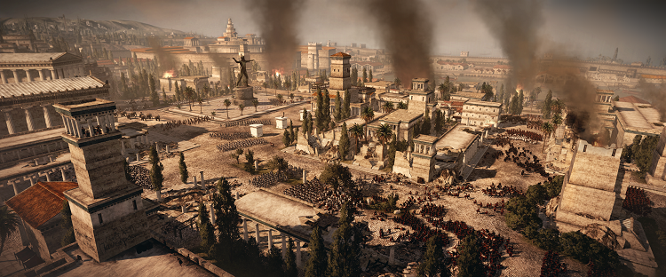 How Total War's developer pushes its games forward -- and fans can