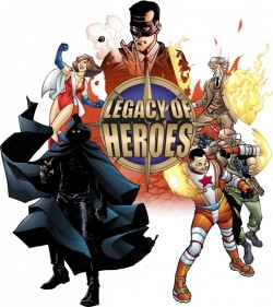 Legacy of Heroes by 5th Planet Games