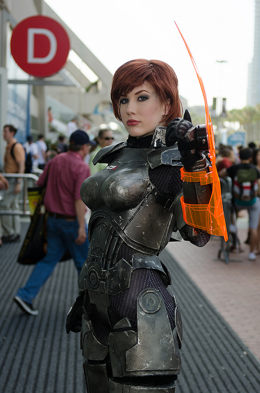 Comic-Con Cosplay Gallery  sc 1 st  VentureBeat & San Diego Comic-Con costume gallery: Games movies...and latex ...