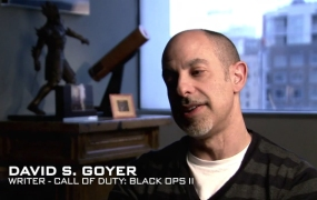 David S. Goyer -- Call of Duty: Black Ops II