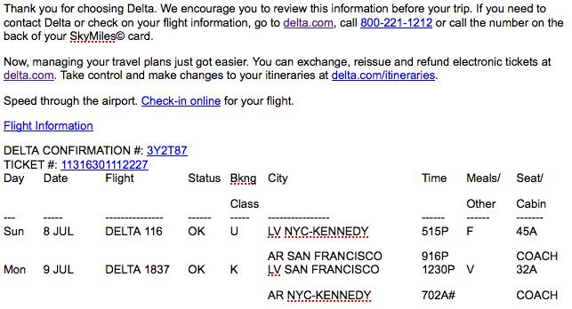 Delta phishing