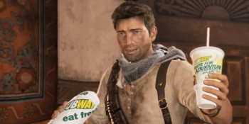 6 video game icons acting hilariously out of character