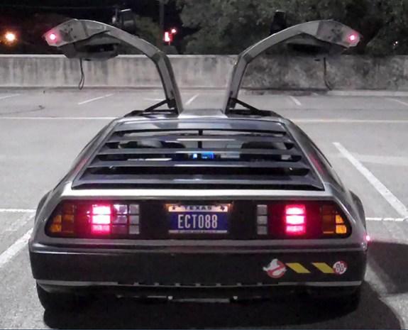 DeLorean ECTO88