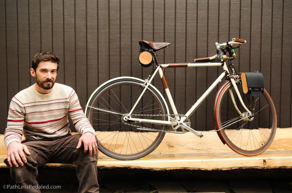 portland hipsters raise 20k on kickstarter to make leather handles for bikes venturebeat. Black Bedroom Furniture Sets. Home Design Ideas