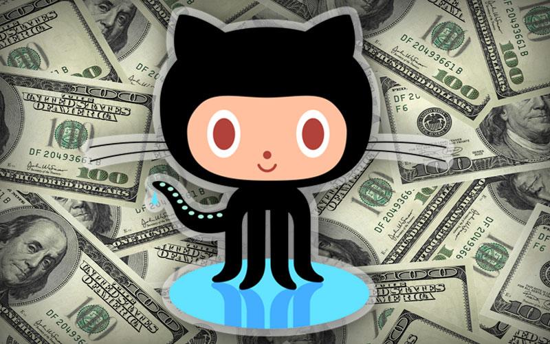 GitHub reportedly gettin' dat money