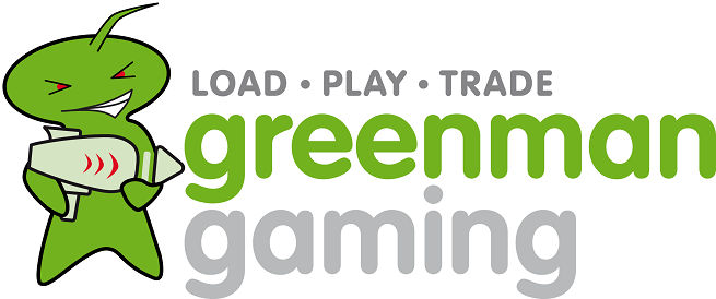 Green Man Gaming logo