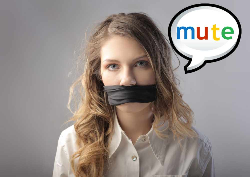 Google Mute