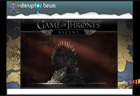GSummit 2012 Jon Radoff and Game of Thrones Ascent