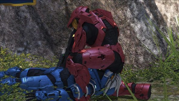 Teabag in Halo 3
