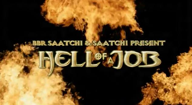 Diablo III Hell of a Job