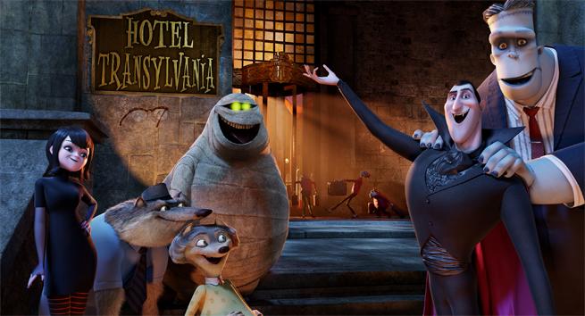 Hotel Transylvania cast