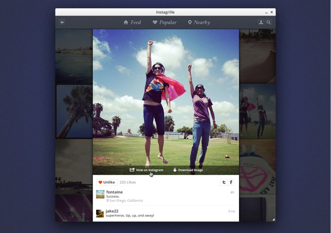 Instagrille acquired by SweetLabs