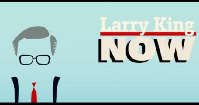 Larry King Now on Hulu