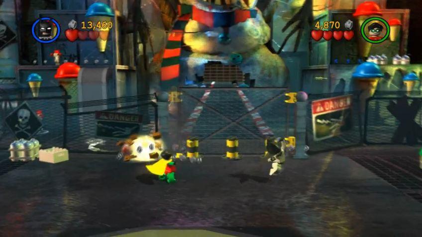 LEGO Batman: The Video Game action