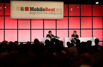 Mark Pincus at MobileBeat/GamesBeat 2012 2