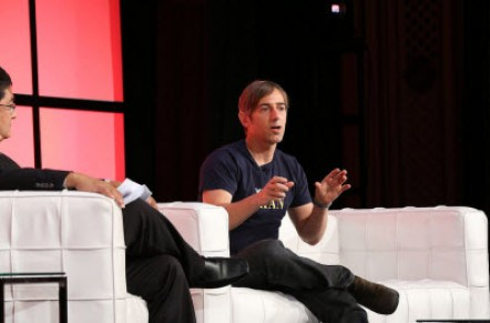 Mark Pincus at MobileBeat/GamesBeat 2012 4