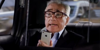 Martin Scorsese spars with Siri in new ad
