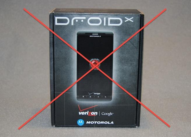 Motorola ban