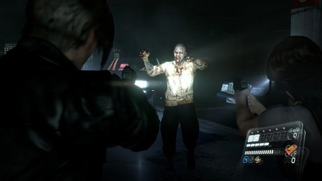 Resident Evil 6 demo