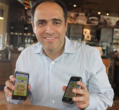 Ron Czerny of PlayPhone