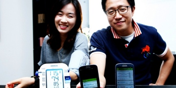 Samsung's S Health for Galaxy S III tracks weight, blood pressure, & more