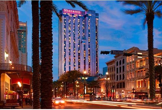 Starwood hotels use social media for customer service