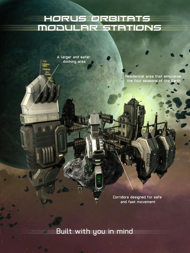 Taikodom space station