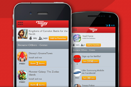 Tapjoy keeps looking for creative ways to monetize mobile