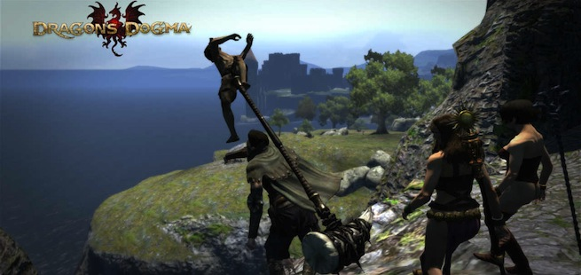 Dragon's Dogma screenshot by onecoin-in-wagon