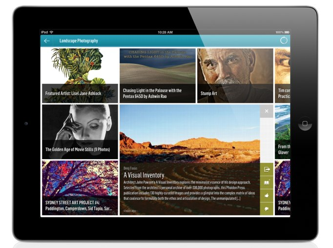 Trapit for iPad