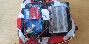 Check out this phone-controlled robot from a Twilio/Node.js hacker