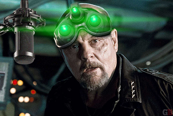 Michael Ironside as Sam Fisher