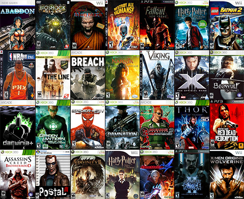 You can't un-see these 11 video game box art clichés | VentureBeat