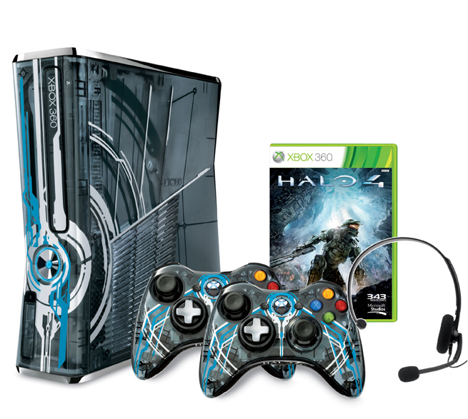 A bundle for Halo 4.
